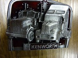 Buckle Kenworth Trucks rot