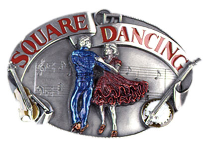 Buckle Square Dancing