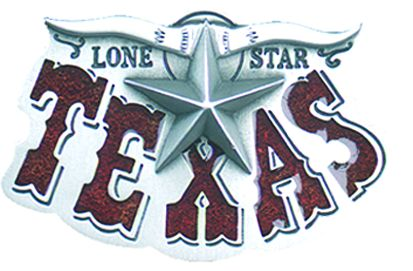 Buckle Texas Lone Star