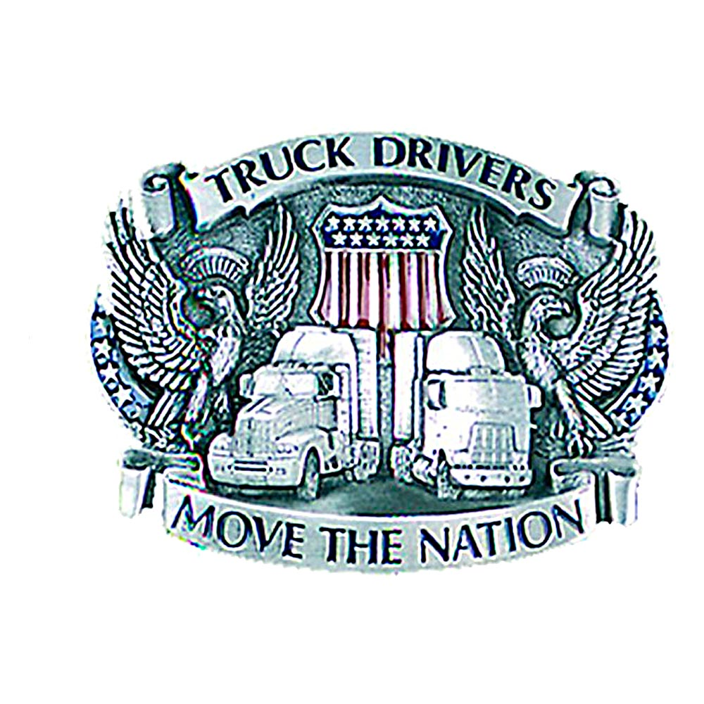 Buckle Truck Drivers move the nation