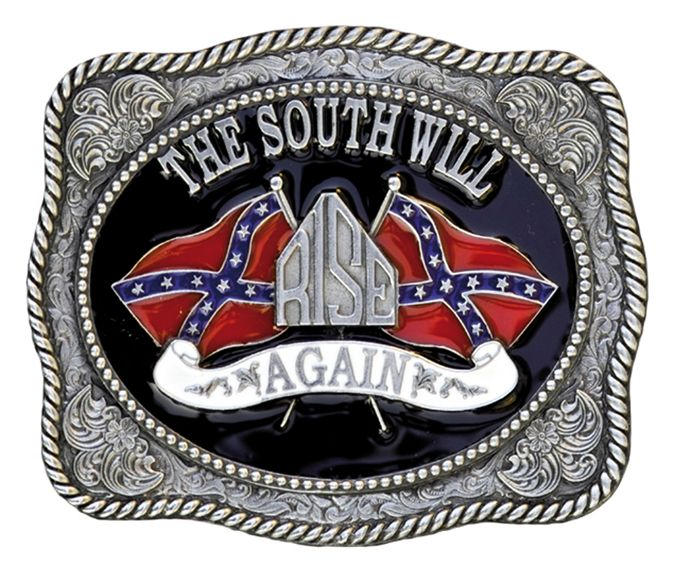 Buckle The South will rise again