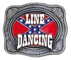 Buckle Rebel Line Dance