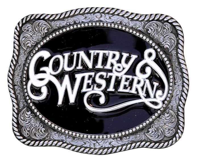 Buckle Country & Western