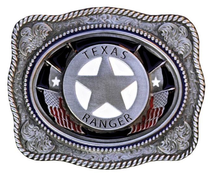 Buckle Texas Ranger