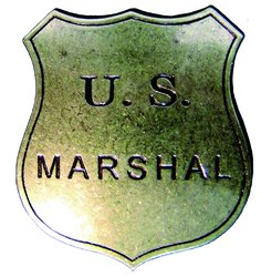 US Marshal Abz. gold