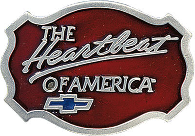 Buckle The Heartbeat of america