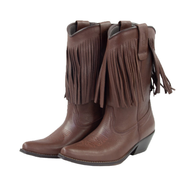 Stiefel PAM Nappa br.Frans.