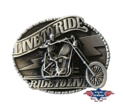 Buckle Live to Ride