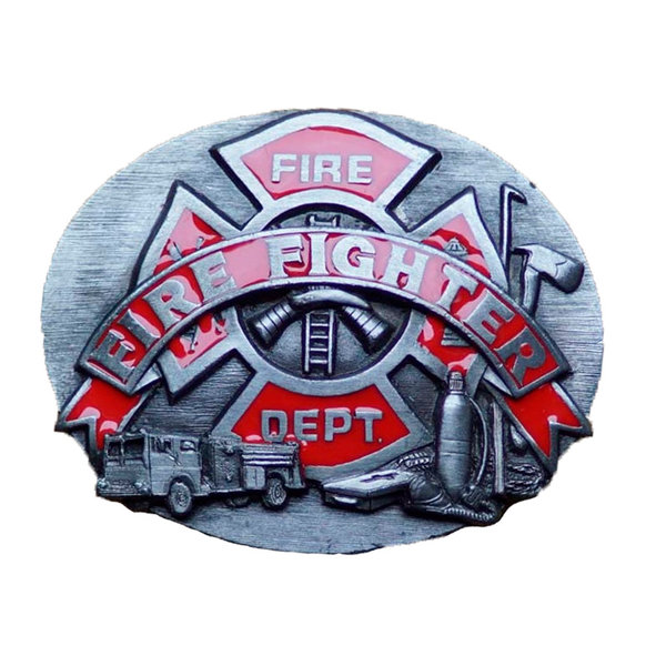 Buckle Fire Fighter