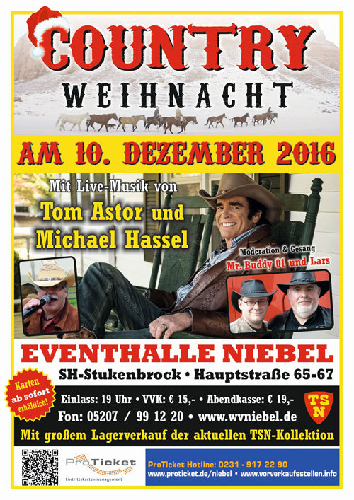 Country-Weihnacht-Kategorie